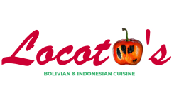 Gastronomic influence of Indonesia and Bolivia